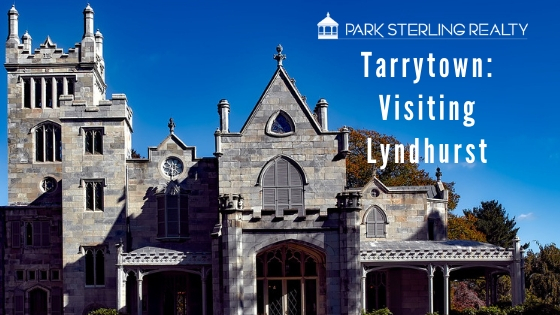 Tarrytown Spotlight Visiting Historical Lyndhurst Mansion
